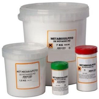 Metabissulfito de Potássio pó Saco 25 kg