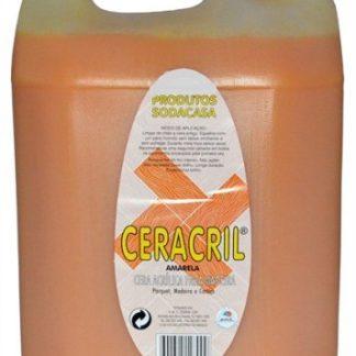 Ceracril Amarela Garrafão 5 L