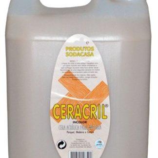 Ceracril Incolor Garrafão 5 L
