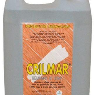 Crilmar - Decapante de Ceras Garrafão 5 L