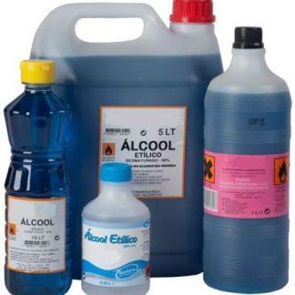 Álcool Etílico 90º Garrafão 5 L