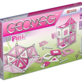 Geomag Panels Pink 142 peças