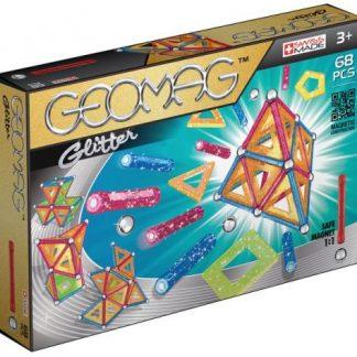 Geomag Panels Glitter 68 peças