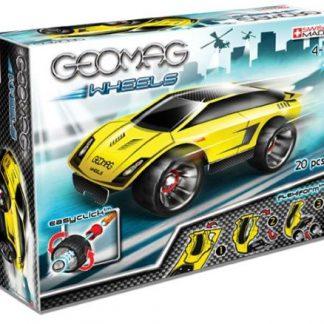 Geomag Wheels Super Car