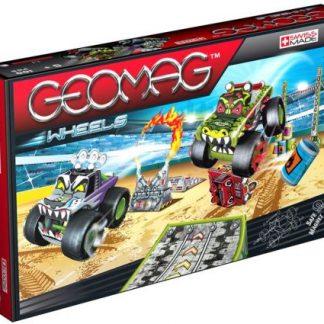Geomag Wheels Monster