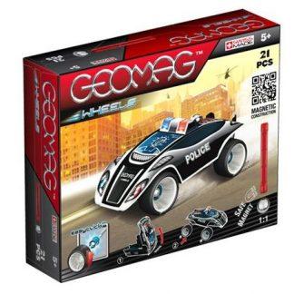 Geomag Wheels Fast Car