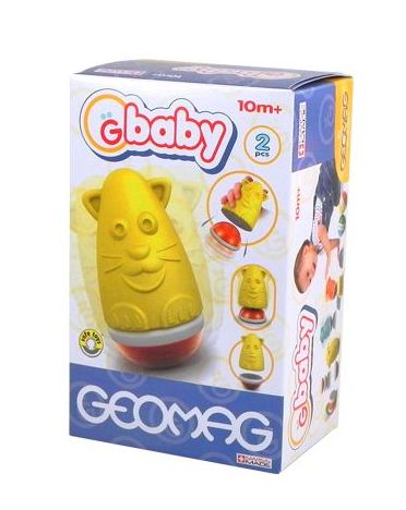 Geomag Baby Roly-Poly Cat