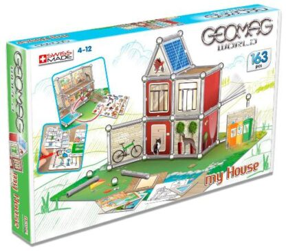 Geomagworld House Basic