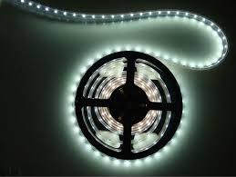 Fita LED  3528_30 - 12v Branco Frio 5m Exterior