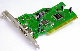 Placa Digital de Video PCi-Link Pro