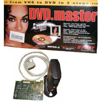 Sistema de Captura e Edição de Video Dazzle DVD Master