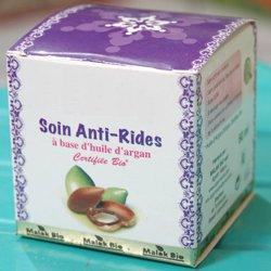 Creme Natural Anti-Idade c/ Óleo de Argão 60 ml