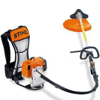 Roçadora de mochila a gasolina STIHL FR 450