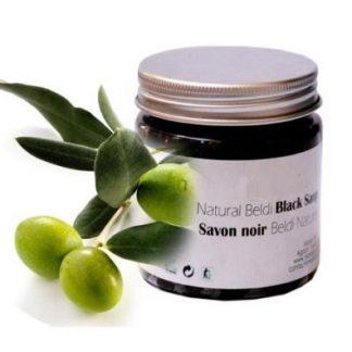 Sabão Negro Beldi Natural - Frasco 250 g