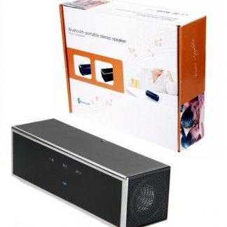 Colunas Stereo Portátil com Bluetooth