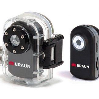 Câmara de Video Braun Mini Action DV