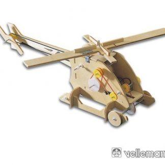 Kit Helicóptero Velleman