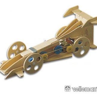 Kit Carro Fórmula 1 Velleman
