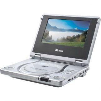 """Leitor de DVD Portátil Mustek PL607 7"""""""