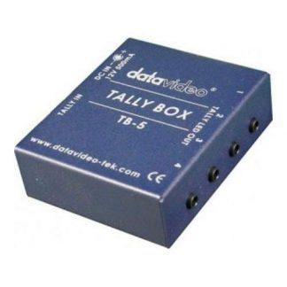 Controlador de Tally Datavideo TB-5