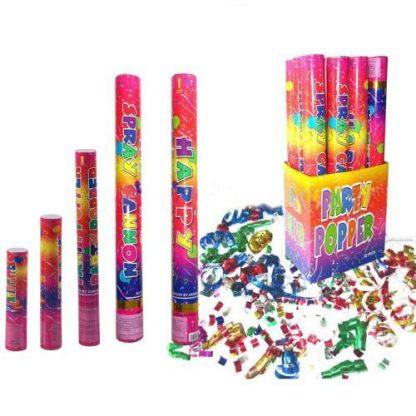 Confetis para Festa Canhão de 50 cm