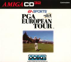AMIGA PGA European Tour (CD32)