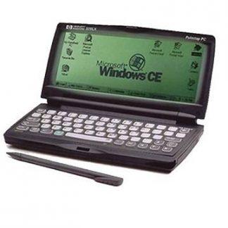 Palmtop PC HP 300 LX (sem fonte de alimentação)