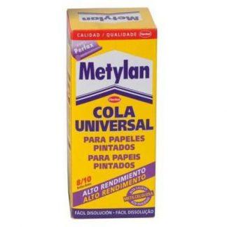 Cola Universal em pó Henkel Metylan 125g