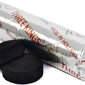 Carvão Vegetal Litúrgico  Rolo 40mm